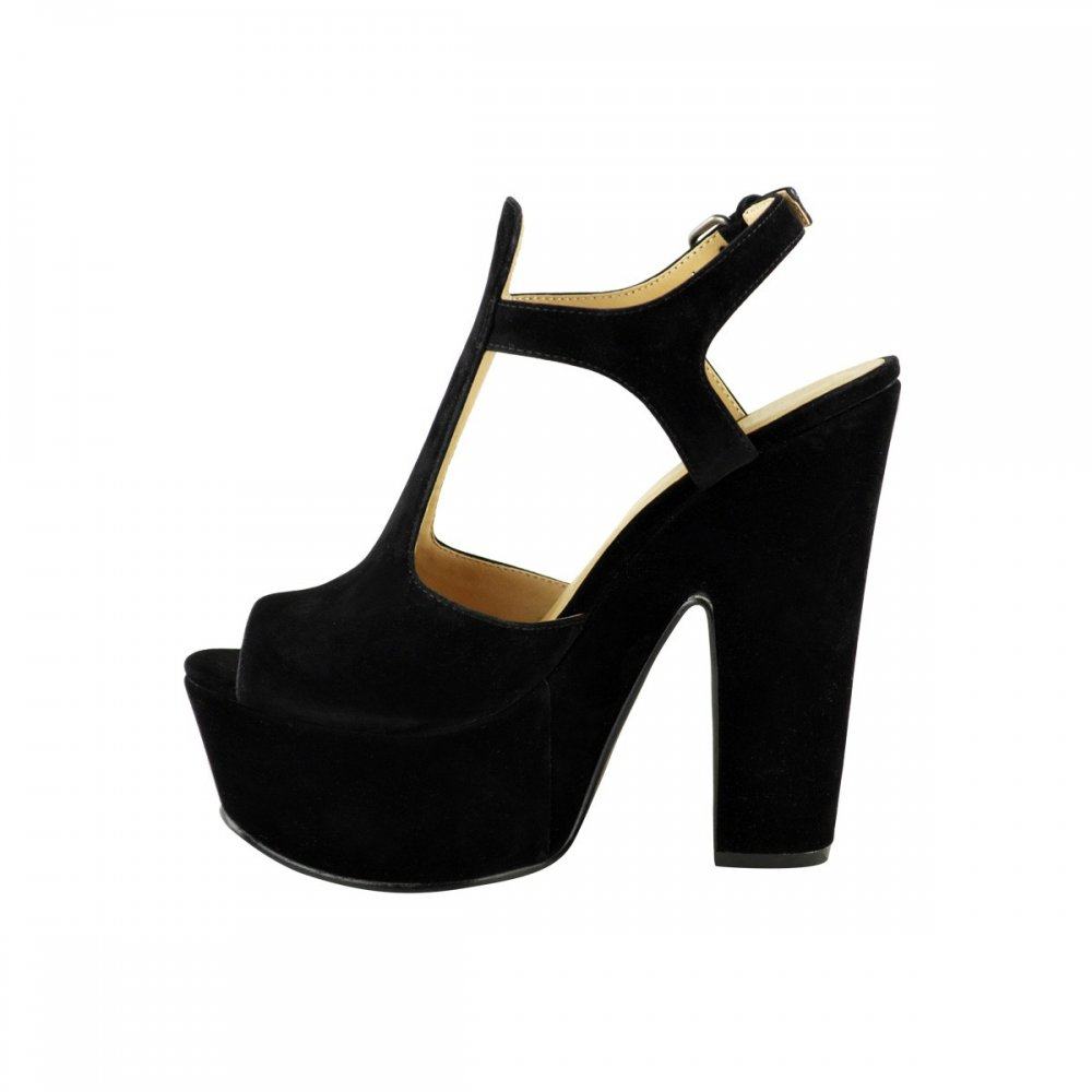 Black suede pumps are sexy black high heels that are perfect to wear as party shoes, date night shoes, or club shoes. Classy black high heel platform pumps are a must-have shoe.