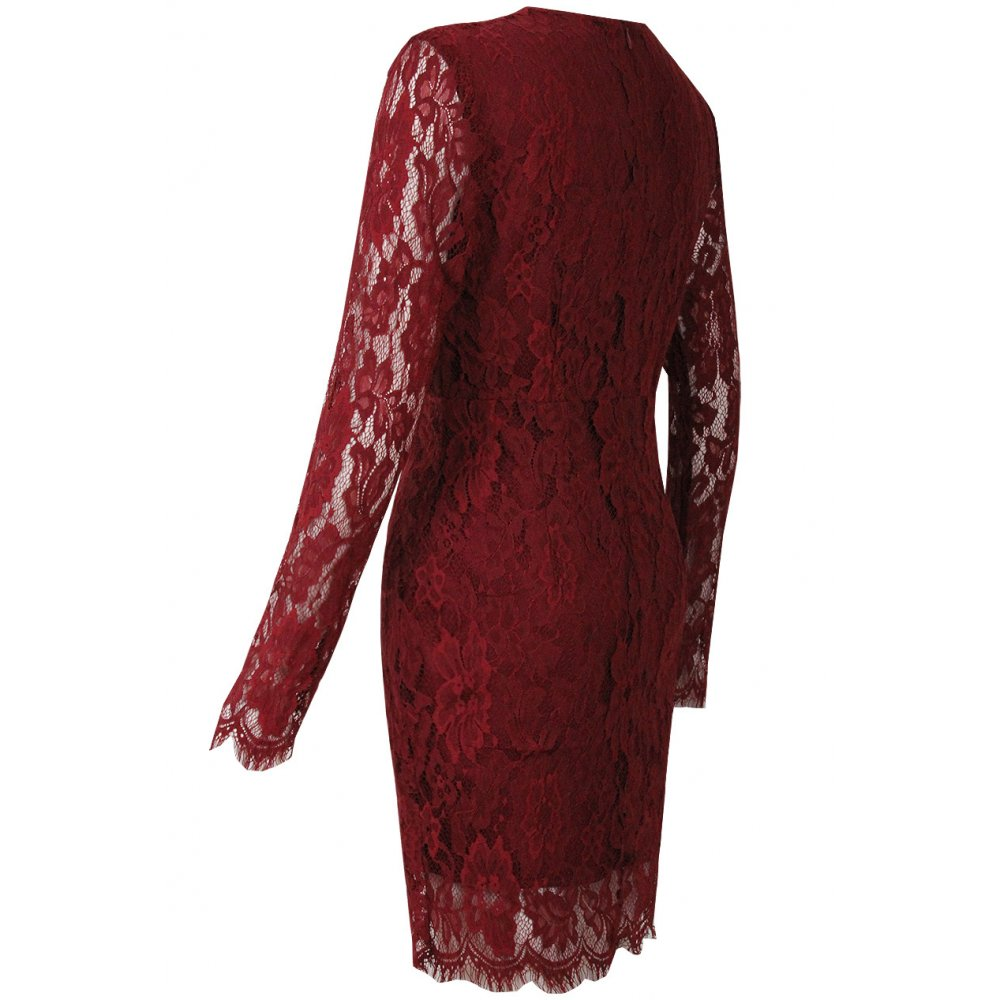 Home clothing dresses bodycon dresses annie burgundy