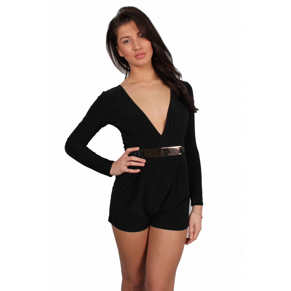 Shop our fab range of jumpsuits and playsuits for women at animeforum.cf Order online now for free next day delivery with click and collect. Shop our fab range of jumpsuits and playsuits for women at animeforum.cf Order online now for free next day delivery with click and collect. River Island Playsuit - Black £46 In Stock Delivery Next day.