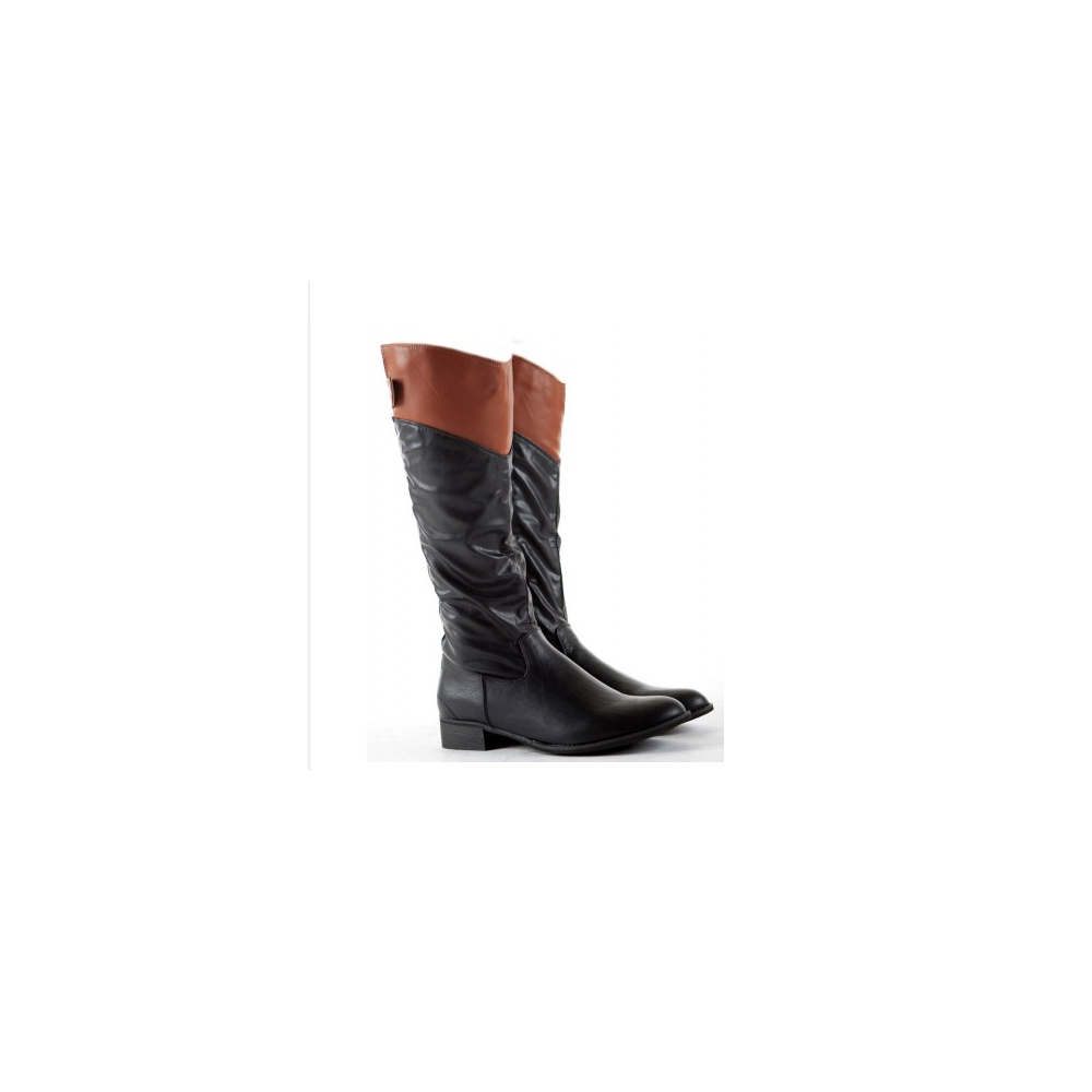 Black Riding Boots Fashion The Image Kid Has It