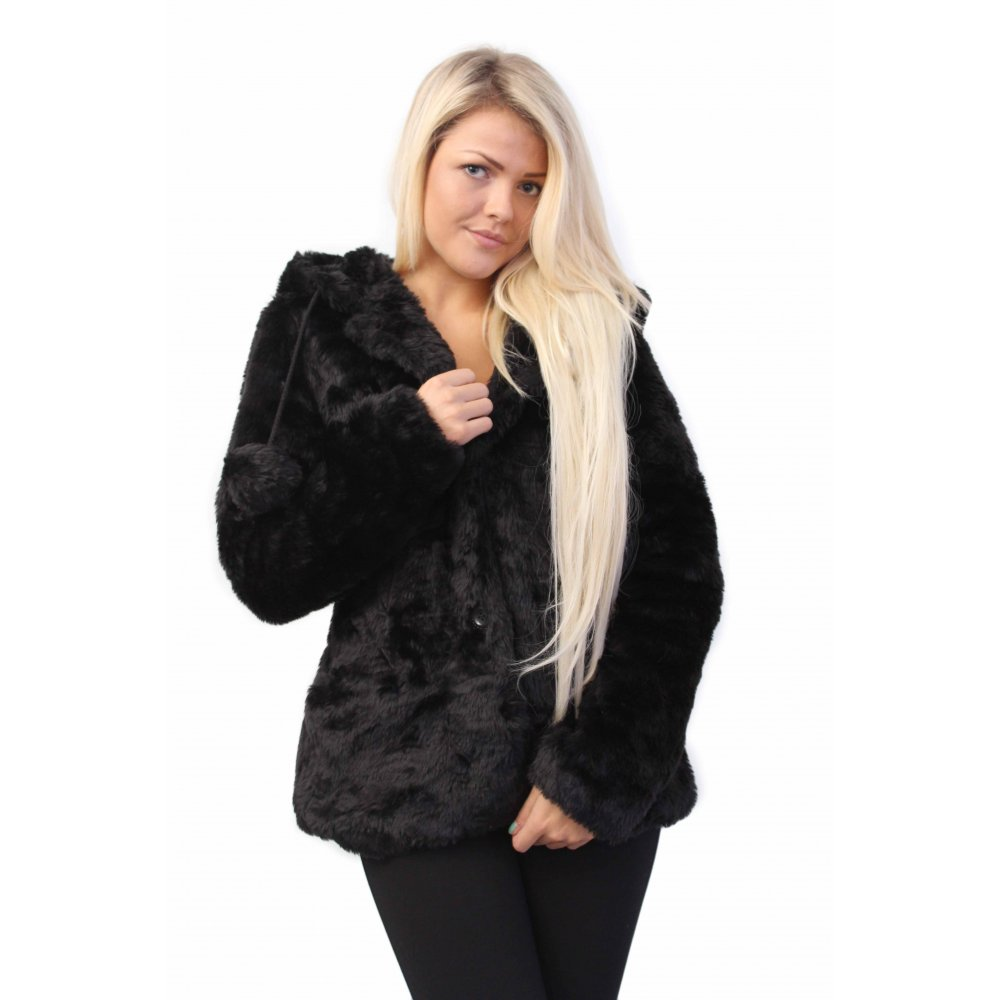 Black faux fur collar jacket Save. Was £ Now £ Nine by Savannah Miller Navy faux fur lined hooded parka coat Save. Was £ Now £ Black fur hood short padded coat Save. Was £ Now £ Dorothy Perkins Burgundy luxe faux fur parka coat Save. Was £ .