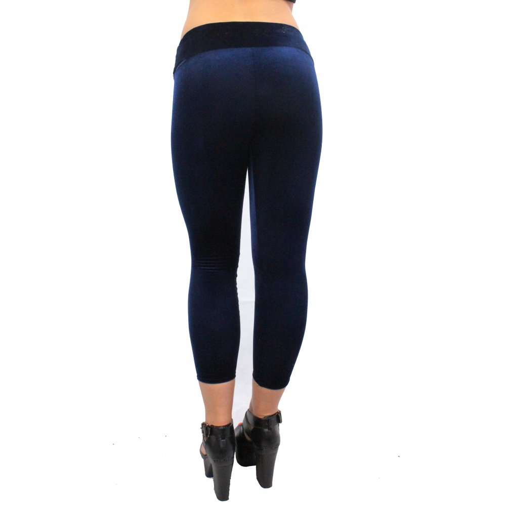 Find great deals on eBay for blue velvet leggings. Shop with confidence.