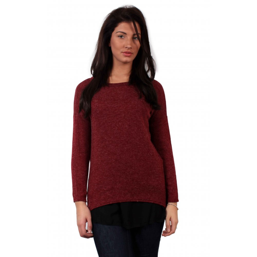 Shop for and buy burgundy sweater online at Macy's. Find burgundy sweater at Macy's.