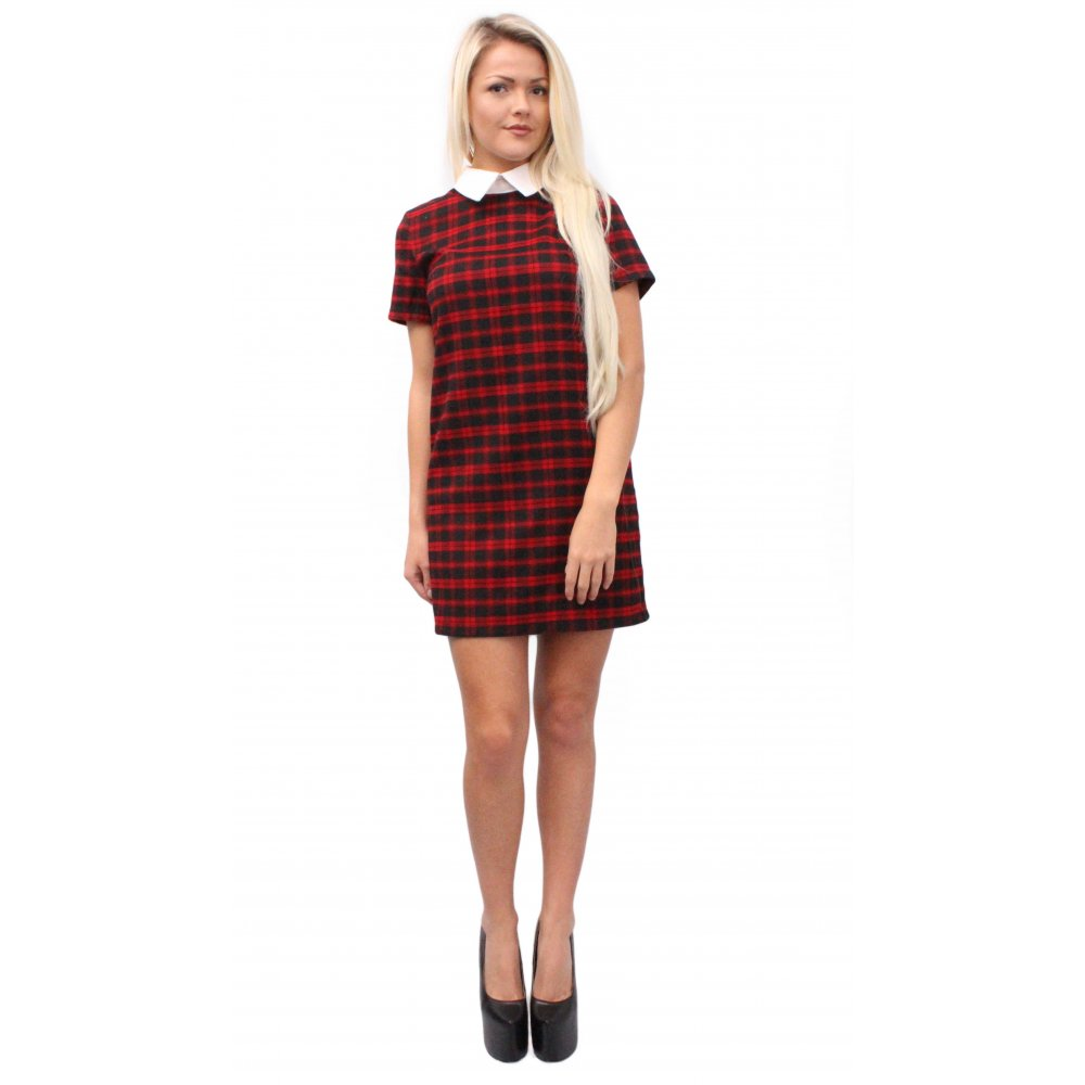 Clara tartan velvet collar dress in a high risk red colour, perfect for any ocassion. Look no further and visit us today! FREE delivery on orders over £ Clara tartan velvet collar dress in a high risk red colour, perfect for any ocassion. Look no further and visit us today! FREE delivery on orders over £