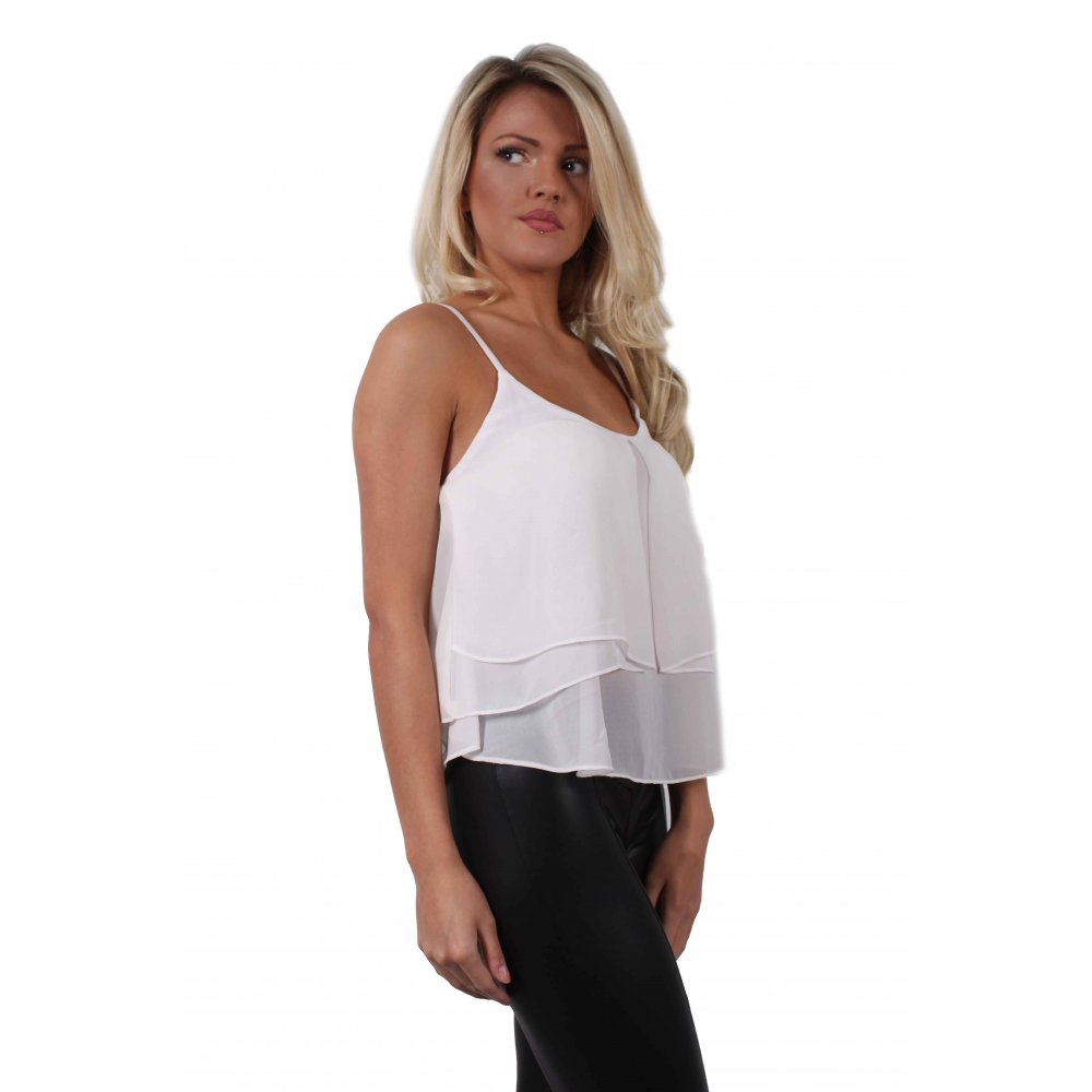 Chiffon Cami Top Parisia Fashion