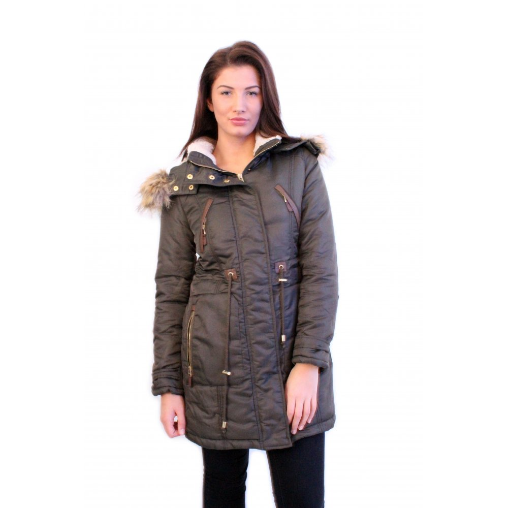 Find khaki parka at ShopStyle. Shop the latest collection of khaki parka from the most popular stores - all in one place.