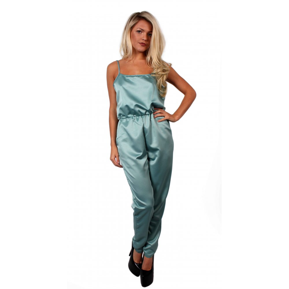 Find great deals on eBay for Satin Jumpsuit in Jumpsuits and Rompers for Women. Shop with confidence.