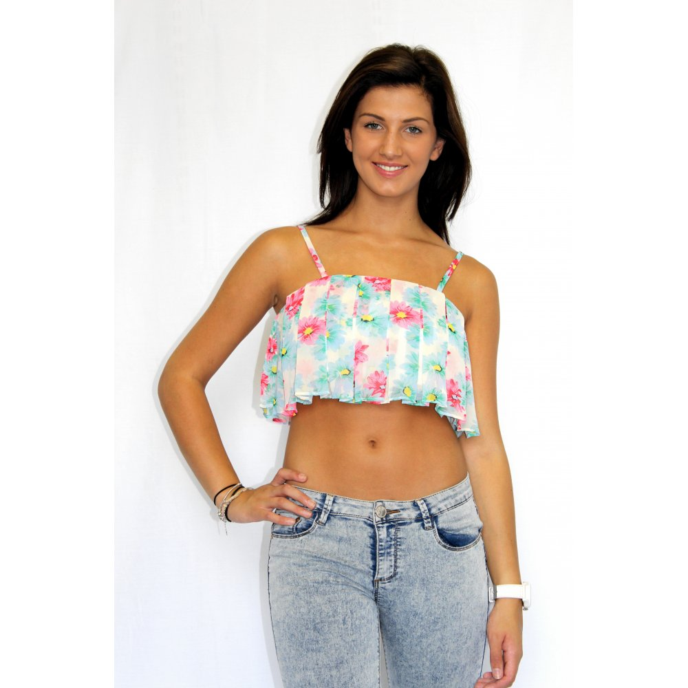 Find great deals on eBay for floral crop top. Shop with confidence.