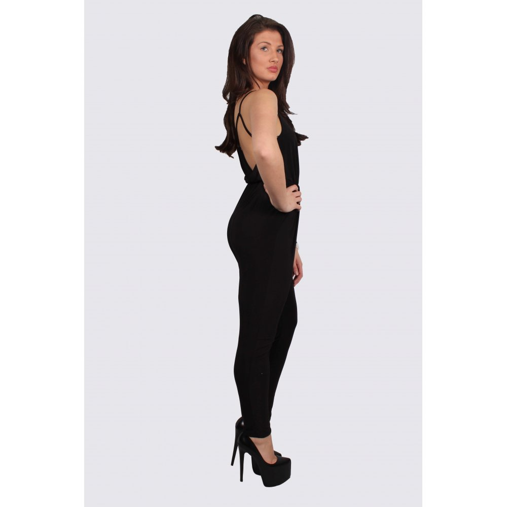 Free shipping and returns on Black Jumpsuits & Rompers at getdangero.ga
