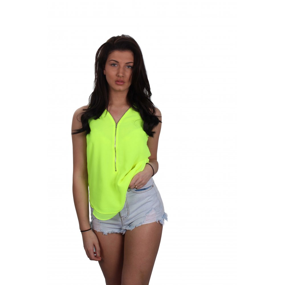Neon Green Lace Cami Bodysuit. Order today & shop it like it's hot at Missguided.
