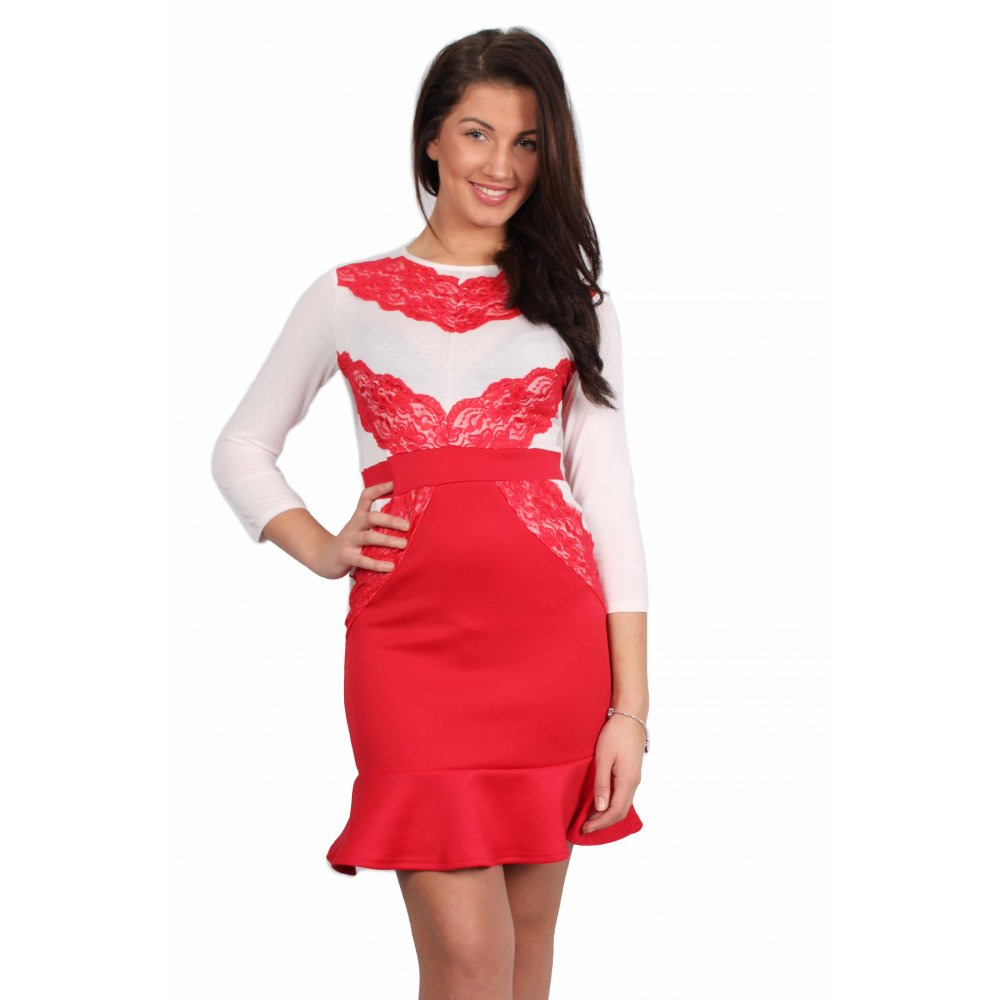 Sonia Red nude 685