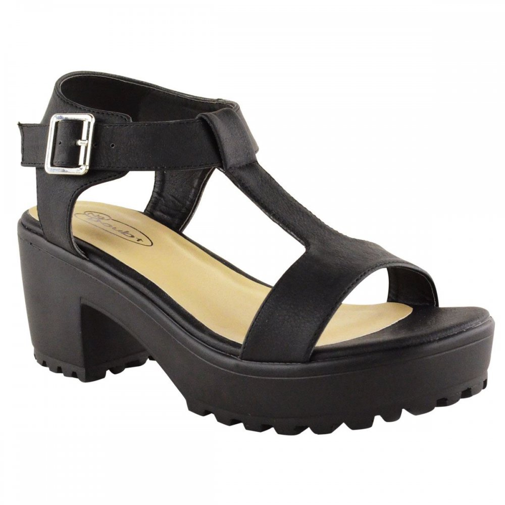 Buy Black Platform Chunky Heel Sandals From downiloadojg.gq will find many fashionable products from Platform Sandals collections.