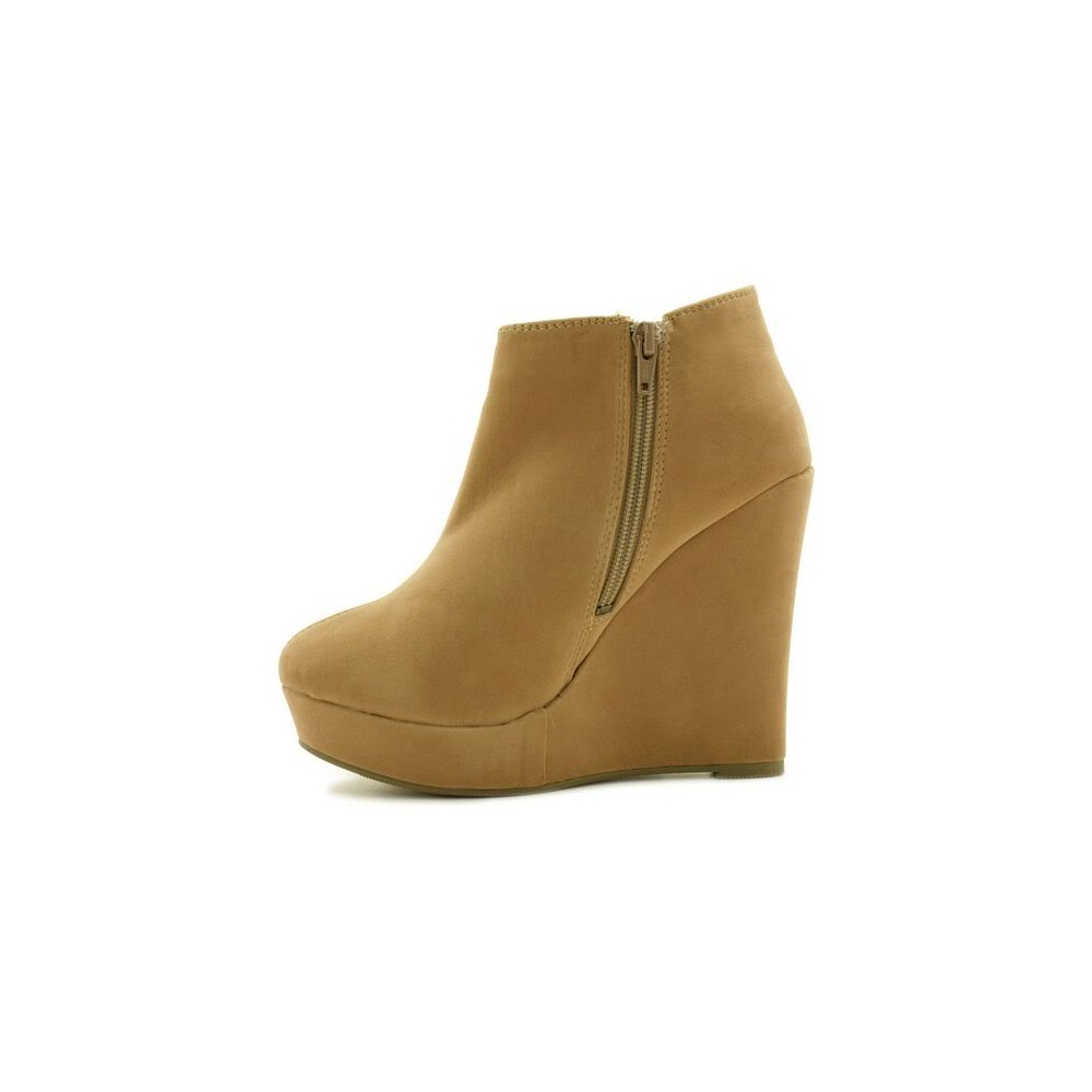wedge shoe boot from parisia
