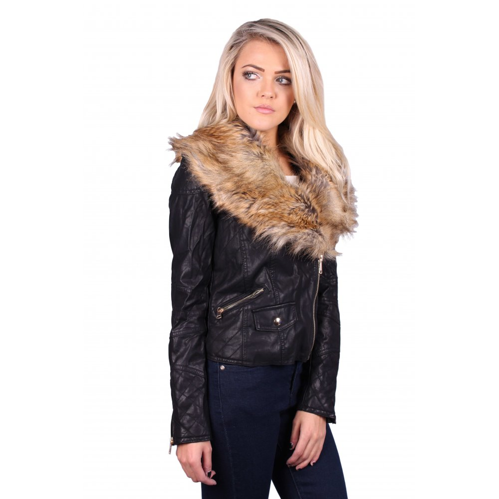 Women's Faux Fur Jackets & Coats in Black, White, Pink and MoreNew arrivals daily· Free Priority Shipping· + designer brands· Live chat customer care/10 (6, reviews).
