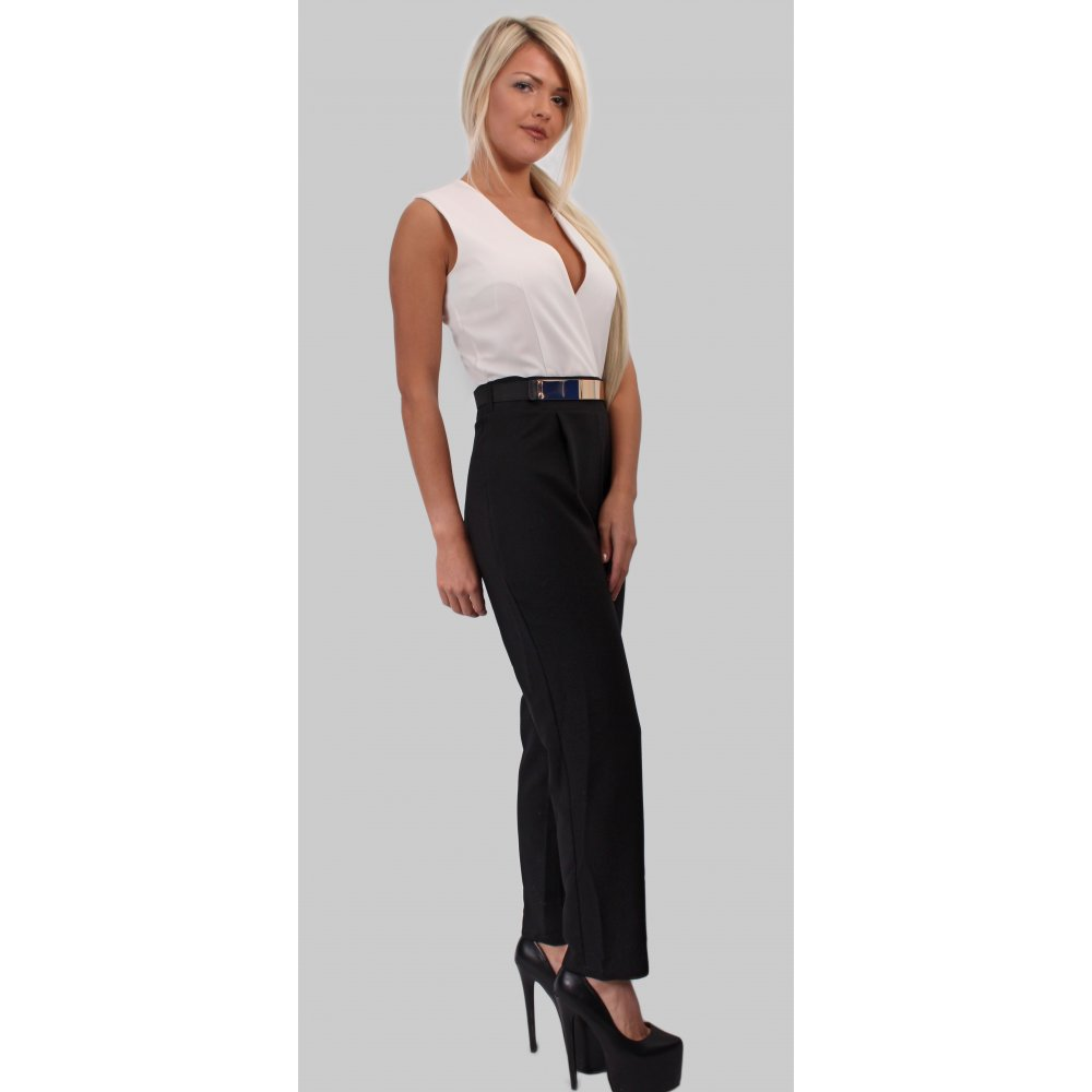Find great deals on eBay for black and white jumpsuit. Shop with confidence.